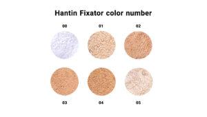 hantin fixator color number